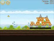 Official Angry Birds Walkthrough Mighty Hoax 4-6