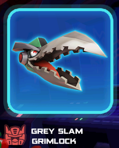 Grey Slam Grimlock