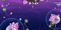 Level S-18 (Angry Birds Space)