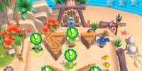 Bird Island Level 10 (Angry Birds Action!)
