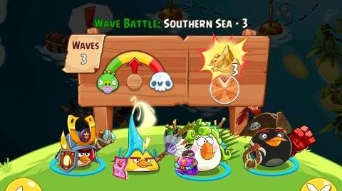 Angry Birds Epic Southern Sea Level 3 Walkthrough