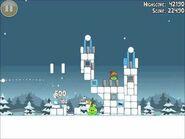 Official Angry Birds Seasons Walkthrough Season's Greedings 1-6