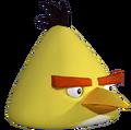 ANGRY BIRDS GO CHUCK CGI