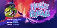 Hocus Porcus