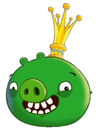 Old King Pig New Crown
