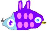 Violet Bird