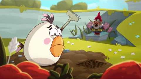 "Angry Birds Toons episode 47 sneak peek ""Oh, Gnome!"""