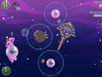 Cosmic Crystals 7-21 (Angry Birds Space)