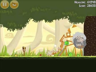 Official Angry Birds Walkthrough Danger Above 6-2