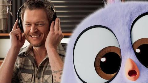 Blake Shelton - Friends From The Angry Birds Movie (Official Video)