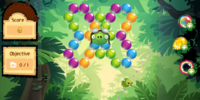 Angry Birds POP! Level 7
