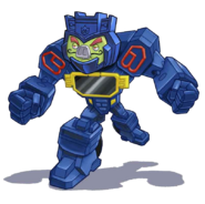 SOUNDWAVE CHEF PIG TRANSPARENT