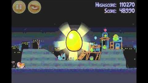 Angry Birds Golden Egg 16 Walkthrough