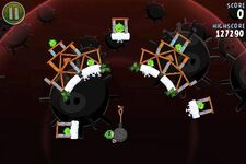 Danger Zone D-15 (Angry Birds Space)