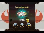 Mighty Falcon highscore
