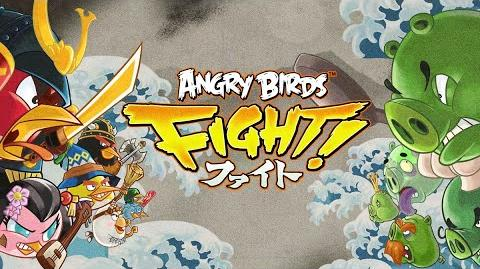 Angry Birds Fight! – Official Gameplay Trailer