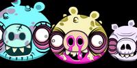 Zombie Pigs
