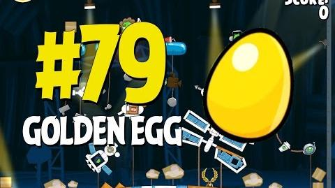 Angry Birds Seasons Piggywood Studios, Part 1! Golden Egg 79 Walkthrough