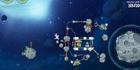 Beak Impact 8-31 (Angry Birds Space)