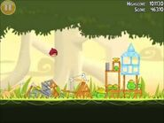 Official Angry Birds Walkthrough The Big Setup 11-7