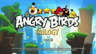 Trilogy title screen