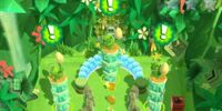 Bird Island Level 13 (Angry Birds Action!)