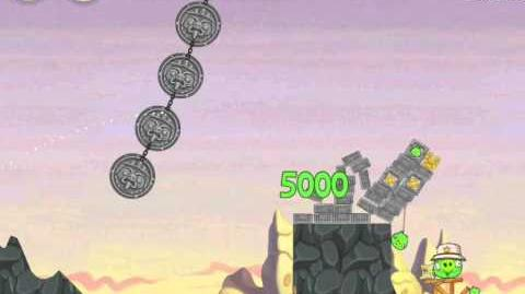 Angry Birds Seasons South HAMerica 1-24 Walkthrough 3 Star