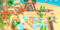 Bird Island Level 4 (Angry Birds Action!)