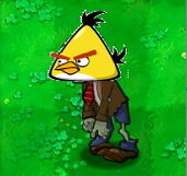 Yellow Bird Zombie