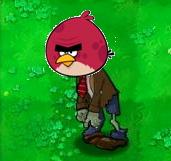 Big Brother Bird Zombie