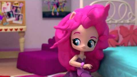My Little Pony - Equestria Girls Mini Series-1