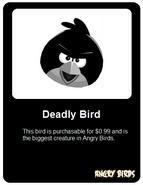 Deadly-card