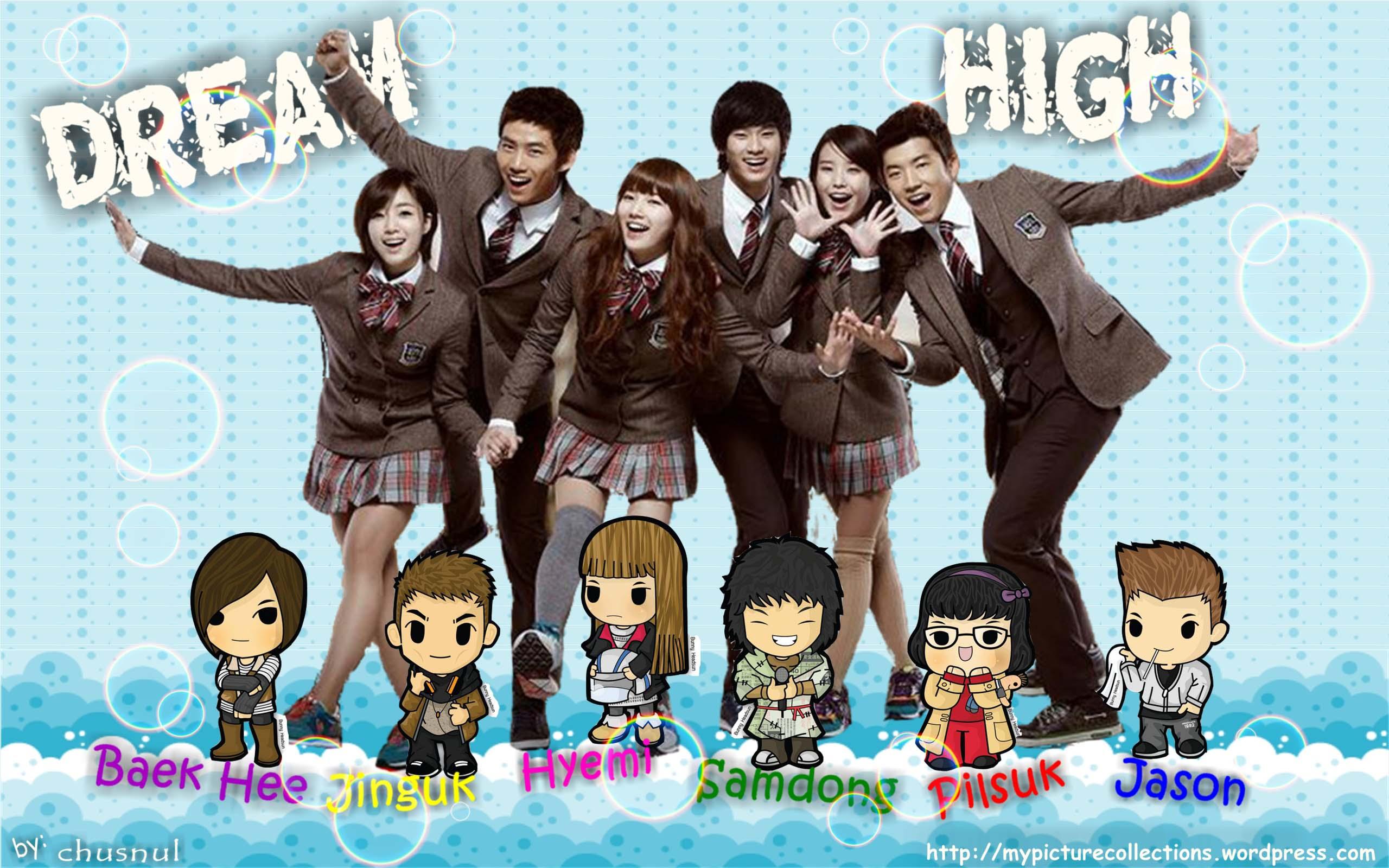 drama kingdom: dream high