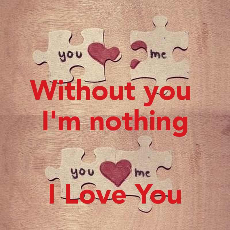 Image - Without-you-Im-nothing...