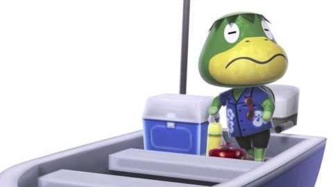 Animal Crossing New Leaf- Kapp'n's Song-1