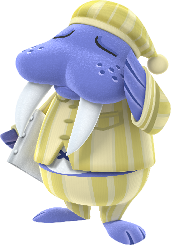 Morsicus animal crossing wiki fandom powered by wikia - Animal crossing wild world hair salon ...