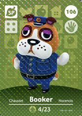 Amiibo 106 Booker