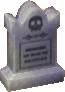 Creepy stone