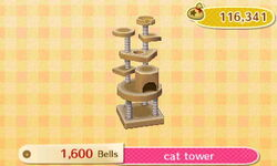 Cat Tower Catalog