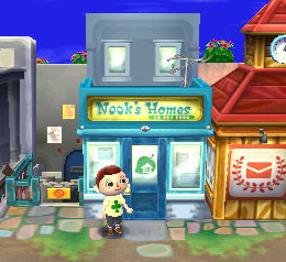 Nooks Homes New Leaf Animal Crossing Wiki FANDOM powered by