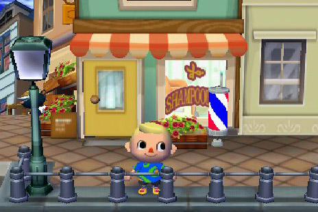 Enjoyable Shampoodle Animal Crossing Wiki Fandom Powered By Wikia Short Hairstyles Gunalazisus