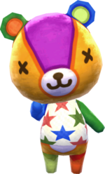 Stitches - Animal Crossing New Leaf