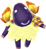 Vesta - Animal Crossing New Leaf
