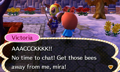 File:Talking to Victoria While Bees are Chasing 2.jpg