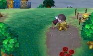 Digging a Stump
