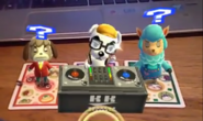 D.J. K.K. Reaction and Curious Take Photos With Animal Crossing