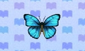 Emperor butterfly encyclopedia (New Leaf)