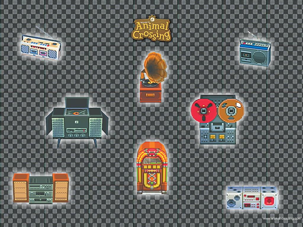Modern Furniture Animal Crossing New Leaf stereo | animal crossing wiki | fandom poweredwikia