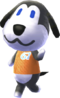 Walker - Animal Crossing New Leaf
