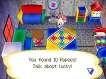 Rupees in wild world